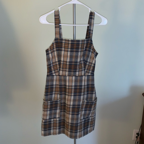 American Eagle Outfitters Dresses & Skirts - NEW!!! American Eagle Plaid Dress!!
